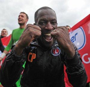 Soccer - npower Football League One - Carlisle United v Charlton Athletic - Brunton Park